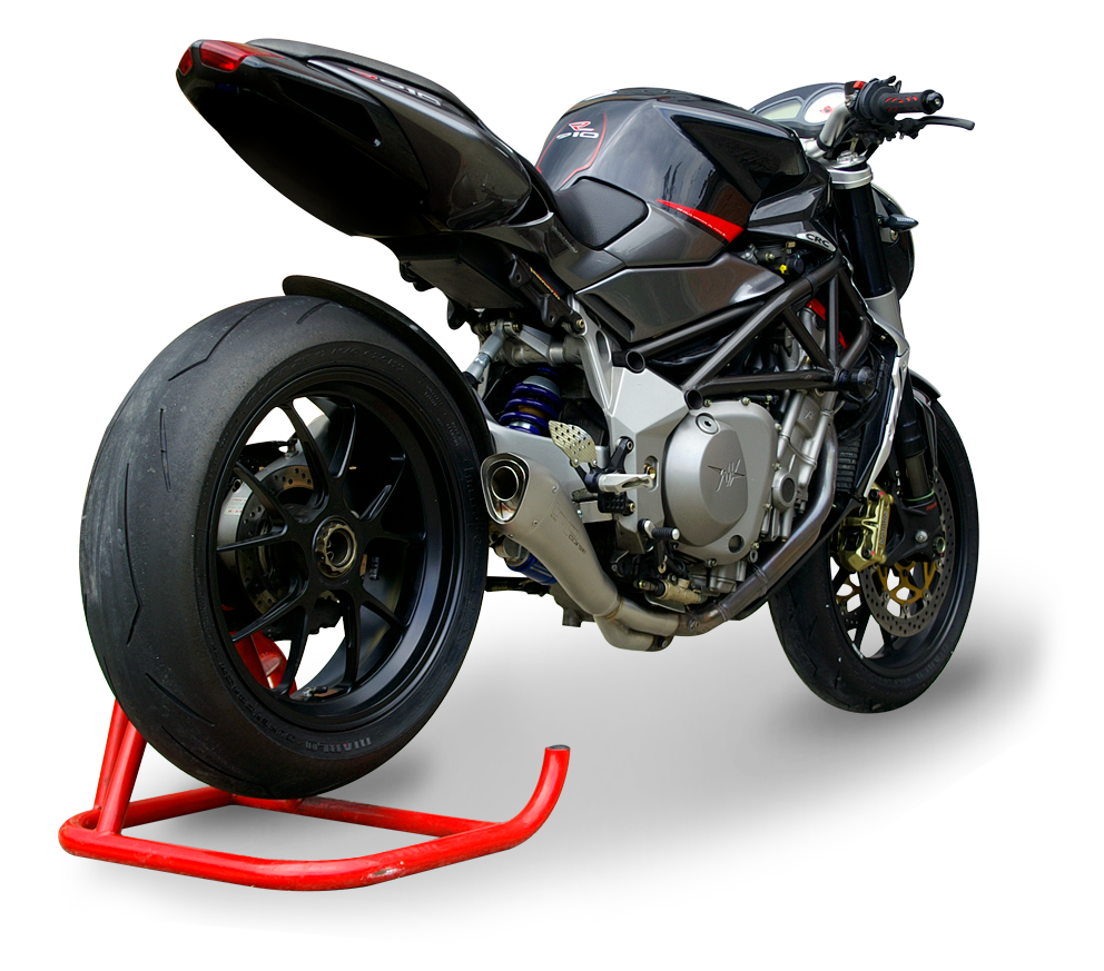 hp corse silencer hydroform satin mv agusta brutale 910. Black Bedroom Furniture Sets. Home Design Ideas