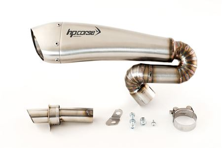 Picture of SILENCER HYDROFORM SATIN HONDA CROSSRUNNER Rev.0