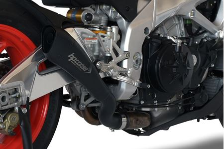 Picture of TERMINALE HYDROFORM BLACK APRILIA TUONO V4 1100 2015-16 RACE