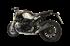 Immagine di TERMINALE EVOXTREME 310 DX A304 BLACK BMW NINE T BASSO