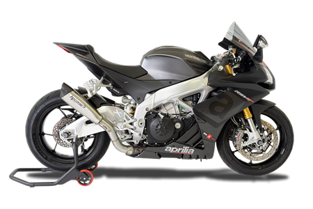 Picture of TERMINALE EVOXTREME 310 DX A304 SATINATO APRILIA RSV4 2015-16 RACE