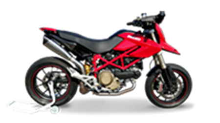 Picture for category HYPERMOTARD 1100 2007/2012