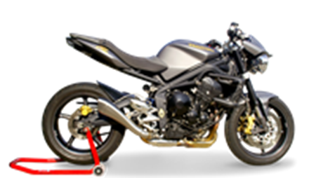 Picture for category STREET TRIPLE 2007-2012
