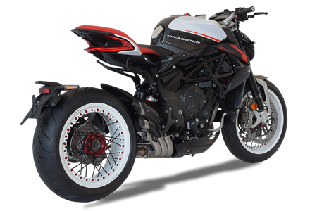 Picture of TERM HYDRO TRE CG A304 SAT MV AGUSTA DRAGSTER 2018 (ONLY FOR RACE)