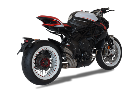 Picture of TERM HYDRO TRE CP A304 SAT MV AGUSTA DRAGSTER 2018 EXT-UE