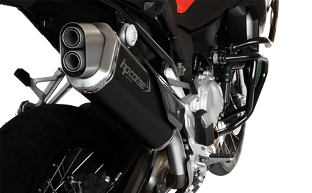 Picture of HP-4TR TERMINALE 4-TRACK BLACK BMW F 850 GS 2019