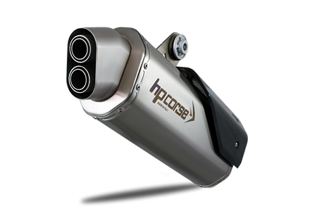 Picture of SILENCER 4TRACK DX A304 SATIN HONDA AFRICA TWIN EURO-4