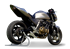 Picture of TERMINALE HYDROFORM SATINATO KAWASAKI Z750 04-06 Rev.4