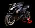 Immagine di DOPPIO TERMINALE HYDROFORM BLACK KAWASAKI Z 1000/SX 10-17 Rev.1