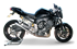 Picture of TERMINALE HYDROFORM SATINATO YAMAHA FZ1 Rev.2
