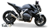 Picture of SILENCER HYDROFORM SATIN HONDA CB1000R LOW POSITION Rev.1
