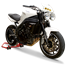 Immagine di TERMINALE HYDROFORM BLACK TRIUMPH SPEED TRIPLE 07-10 Rev.1a