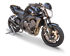 Picture of SILENCER HYDROFORM BLACK YAMAHA FZ1 Rev.1