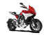 Picture of SILENCER HYDRO TRE CG A304 SATIN MV AGUSTA TURISM VEL/STRAD