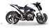Picture of SILENCER EVOXTREME 310 A304 SATIN HONDA CB 1000 R