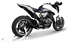 Picture of TERMINALE EVOXTREME 310 BLACK HONDA CB1000R DECATALIZZATA Rev.0