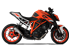 Picture of SILENCER EVOXTREME 260 DX A304 SATIN KTM 1290 SUPERDUKE '14-'15 RACE