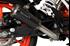 Immagine di TERMINALE GP07 DX A304 BLACK KTM 390 DUKE 2017 DBK GHIERA RACE