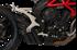 Picture of SILENCER HYDRO TRE CG A304 BLACK MV AGUSTA BRUTALE 2016 EXT-U