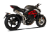 Picture of SILENCER EVO 310 DX A304 SAT MV AGUSTA BRUTALE/DRAGSTER 2016 HIGH POS