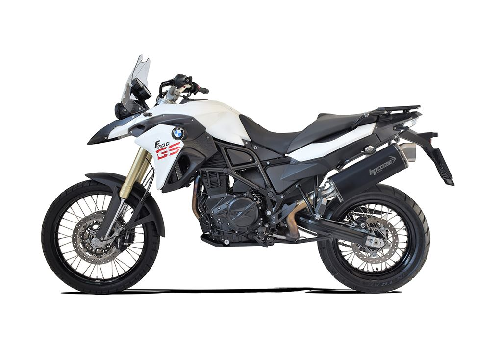 Picture of SILENCER 4TRACK SX CERAMIC BMW GS F800 2015 EURO-4