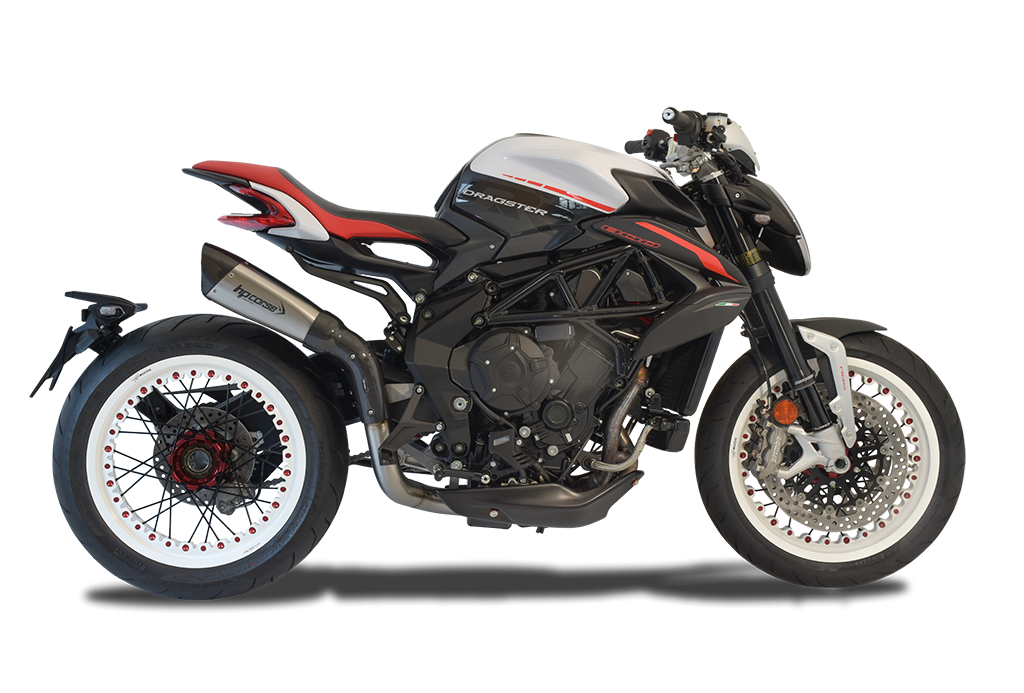 Picture of TERMINALE EVO 310 DX A304 SAT MV AGUSTA DRAGSTER 2018 ALTO