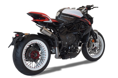 Picture of TERMINALE GP07 DX A304 SAT MV AGUSTA DRAGSTER 2018 ALTO