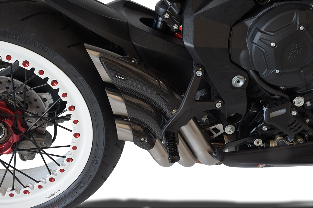 Immagine di TERMINALE HYDRO TRE CG A304 SAT MV AGUSTA DRAGSTER 2018 (ONLY FOR RACE)