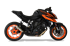 Picture of TERMINALE GP07 DX A304 SATIN KTM 1290 SUPERDUKE '18-'19