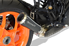 Picture of TERMINALE GP07 DX A304 BLACK KTM 1290 SUPERDUKE '18-'19