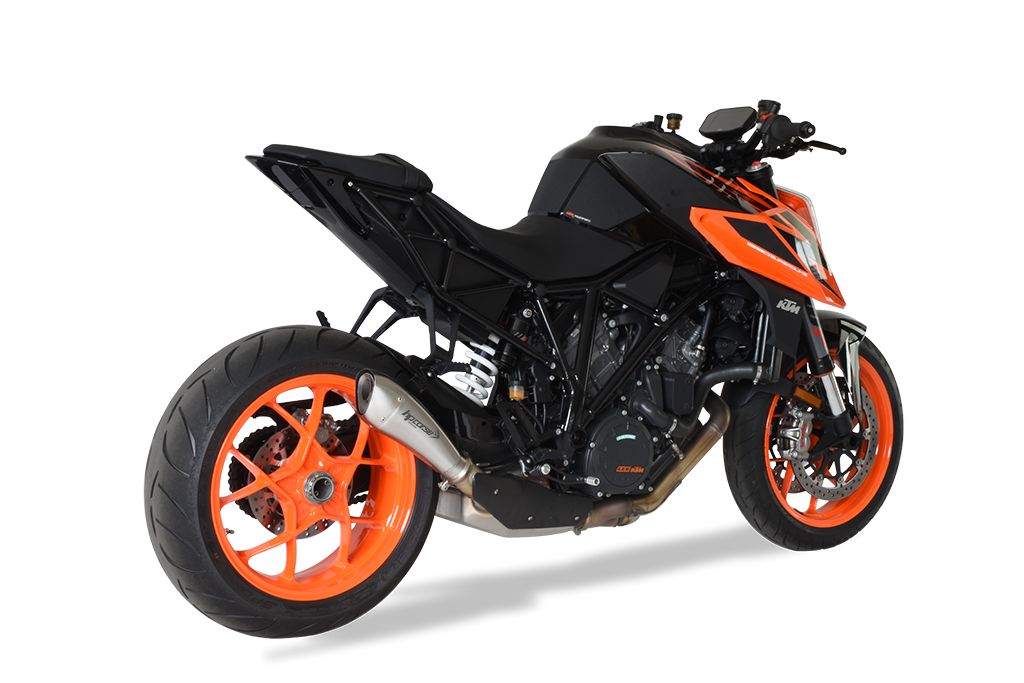 Picture of TERMINALE HYDROFORM SHORT SATIN KTM 1290 SUPERDUKE 18-19