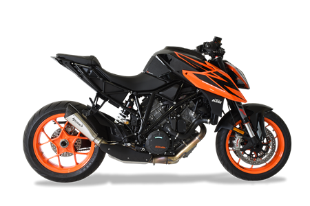 Picture of TERMINALE EVO 260 DX TITANIUM  KTM 1290 SUPERDUKE R '18-'19 RACE