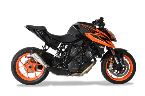 Picture of TERMINALE EVO 260 DX A304 SATINATO KTM 1290 SUPERDUKE R '18-'19 RACE