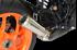 Immagine di TERMINALE GP07 DX A304 SATINATO KTM 1290 SUPERDUKE '14-'15 DBK GHIERA