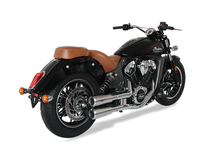 Picture of TERMINALE DOPPIO V2 DX A304 POLISH INDIAN SCOUT/SIXTY/BOBBER