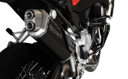 Picture of TERMINALE 4-TRACK R BLACK BMW F 850 GS 2019