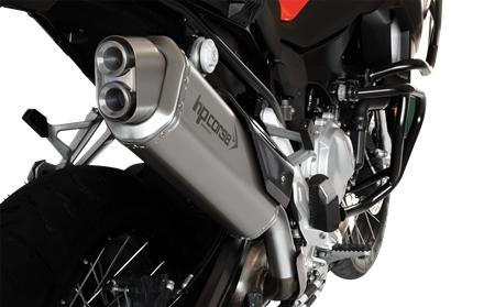 Picture of TERMINALE 4-TRACK R SATIN  BMW F 850 GS 2019