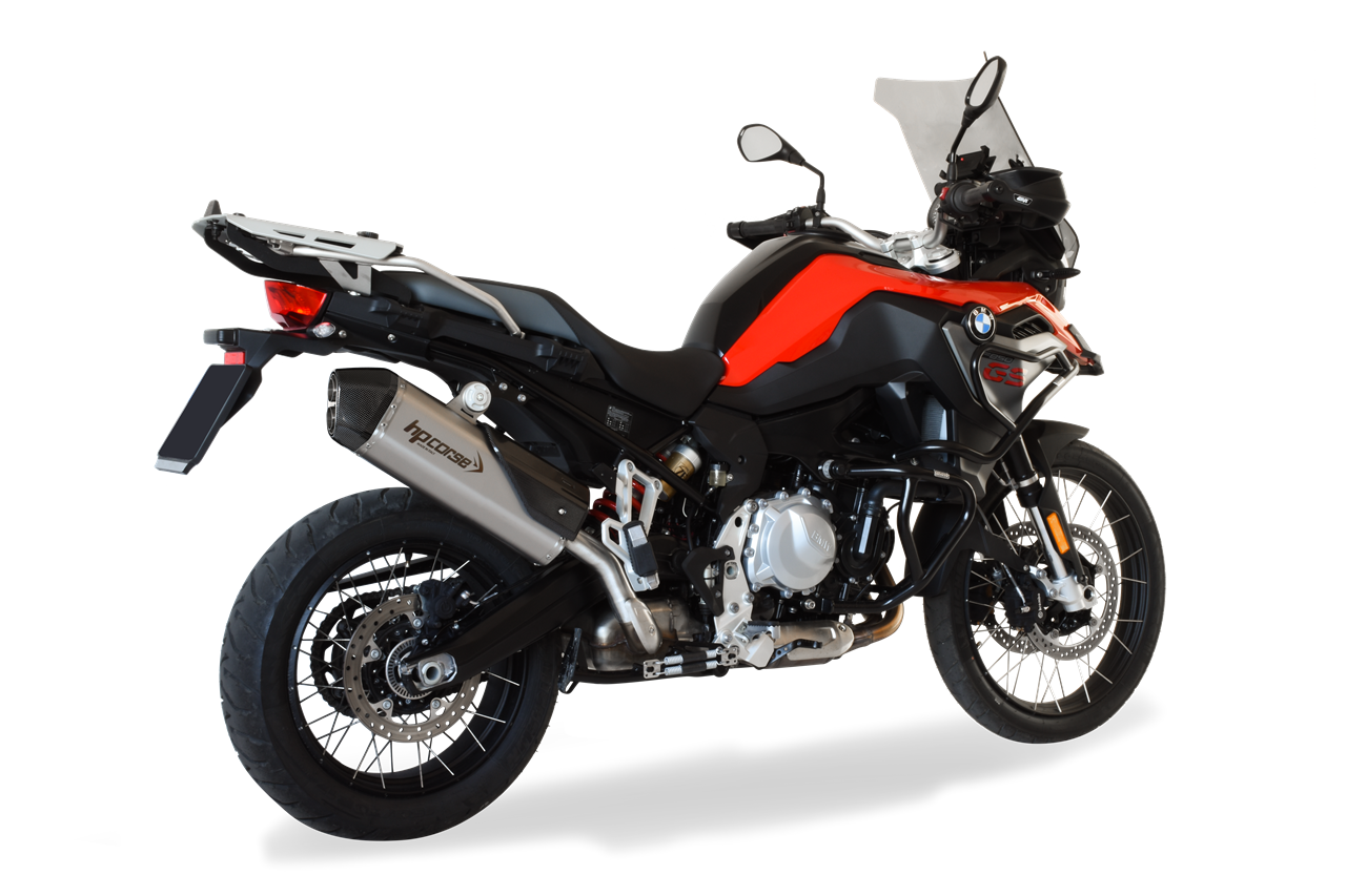 Immagine di TERMINALE SPS CARBON SATIN  BMW F 850 GS 2019