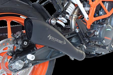 Immagine di TERMINALE HYDROFORM DX A304 BLACK KTM 390 DUKE 2017 RACE