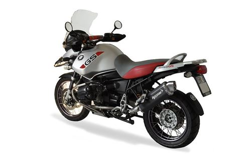 Picture of SILENCER 4-TRACK R BLACK BMW GS 1150 HOMOLOGATED