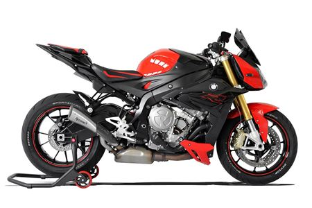 Picture of TERMINALE HYDROFORM SHORT R SATIN BMW S1000 R